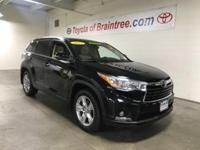 Toyota Certified, CARFAX 1-Owner, ONLY 33,172 Miles!