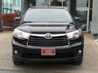 Options:  2015 Toyota Highlander Xle|Attitude Black
