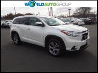 Recent Arrival! White XLE V6 AWD 6-Speed Automatic