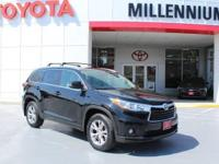 This 2015 Toyota Highlander AWD 4dr V6 XLE is offered