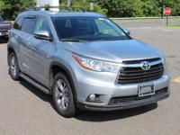 Certified. Silver Sky Metallic 2015 Toyota Highlander