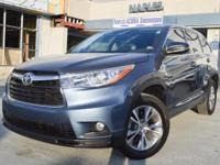 ***2015 Toyota Highlander XLE|17610 miles, Automatic,
