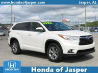 Options:  2015 Toyota Highlander Fwd 4Dr V6