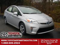 New 2015 Toyota Prius Three. Standard functions consist
