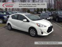 2015 Toyota Prius c Two New Price! CARFAX One-Owner.
