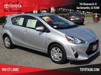 Come see this 2015 Toyota Prius c One. Its Variable