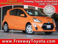 This 2015 Prius c is for Toyota fans looking far and