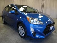 Come see this 2015 Toyota Prius c TWO. Its Variable