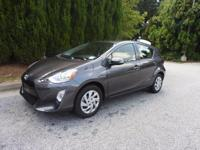 We are excited to offer this 2015 Toyota Prius c. Drive