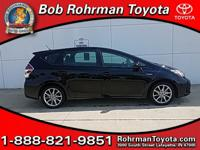 PRICE REDUCED ON THIS NICE 2015 TOYOTA PRIUS V PACKAGE