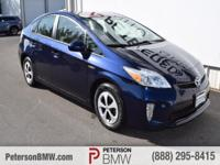 Masterfully crafted and our iconic 2015 Toyota Prius is