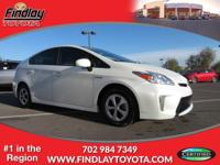 Four trim. CARFAX 1-Owner, Toyota Certified, LOW MILES