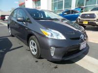 PREMIUM & KEY FEATURES ON THIS 2015 Toyota Prius