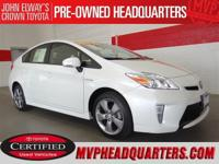 2015 Toyota Prius Persona. The rarest of all