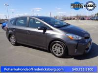 This 2015 Prius is a one owner vehicle with a clean