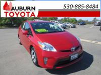 LOW MILES, 1 OWNER, BLUETOOTH!!  This 2015 Toyota Prius