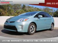 2015 Toyota Prius Three Hybrid, *** 1 FLORIDA OWNER ***