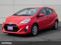 One owner with a clean CARFAX report. This 2015 Toyota