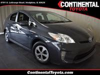 Recent Arrival! 2015 Toyota Prius Two Winter Gray
