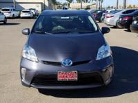 Options:  2015 Toyota Prius Two|Blue|Bluetooth