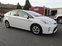 Options:  2015 Toyota Prius Two|1.8L I4