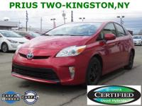 Prius Two, 5D Hatchback, CLEAN CAR FAX HISTORY, and