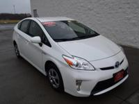 Looking for a clean, well-cared for 2015 Toyota Prius?
