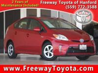 CARFAX One-Owner. Clean CARFAX. 2015 Toyota Prius Two