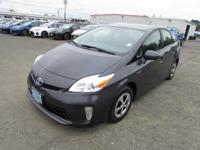 FUEL EFFICIENT 48 MPG Hwy/51 MPG City! Toyota