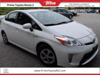 New Price! Certified. 2015 Toyota Prius Two in Blizzard