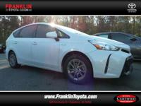 Prius v Three and Pearl. GPS Nav! Hybrid! Save the