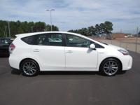 Check out this 2015 Toyota Prius v 5dr Wgn Four. Its