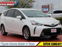 Delivers 40 Highway MPG and 44 City MPG! This Toyota