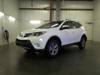 Climb into this tough-as-nails RAV4 and experience the