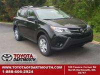 New 2015 Toyota RAV4 LE. Standard functions consist of: