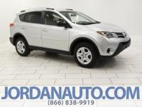 With 16,000 less miles than the average 2015 RAV4 LE,