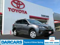 DARCARS Toyota Silver Spring is honored to present a