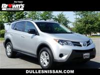 This 2015 Toyota RAV4 LE is offered to you for sale by