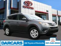 2015 TOYOTA RAV-4 LE AWD IN EXCELLENT CONDITION LOADED