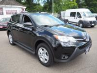 2015 Toyota RAV4 LE Black New Price! Accident Free/One