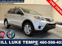 LOW MILE ONE OWNER QUALITY AWD SUV!! KEYLESS ENTRY,