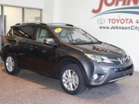New Price! 2015 Gray Toyota RAV4 CLEAN CARFAX**,