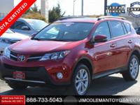 **TOYOTA CERTIFIED** **NAVIGATION** **AWD** **LIMITED