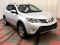 Our great looking One Owner 2015 Toyota RAV4 XLE AWD