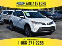 *2015 TOyota RAV4 XLE - *Sports Utility Vehicle - I4