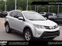 EPA 31 MPG Hwy/24 MPG City! CARFAX 1-Owner, Toyota