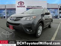 CARFAX 1-Owner, Toyota Certified, ONLY 26,610 Miles!