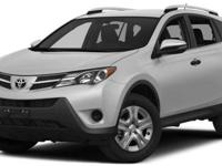 2015 Toyota RAV4 LE For Sale.Features:Front Wheel