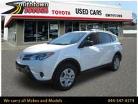 AWD, CarFax One Owner! Low miles for a 2015! Steering