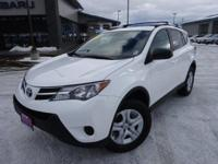 Options:  2015 Toyota Rav4 Le|Recent Arrival! New